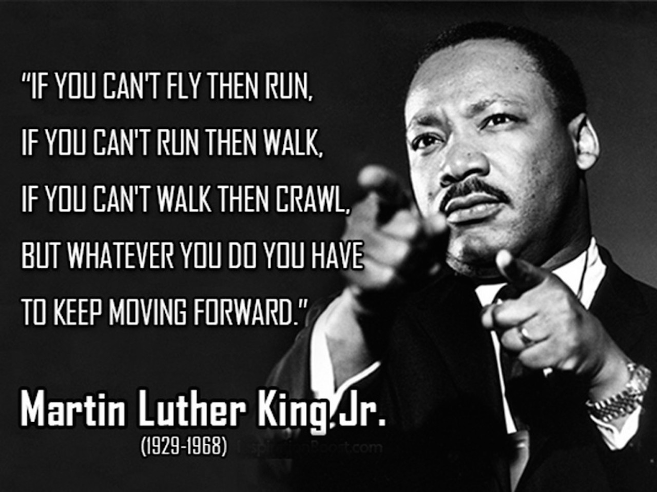 Mlk Quotes: A Day To Celebrate A Great Man