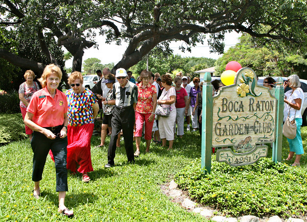 "SAVE THE DATE: Boca Raton's Garden Club: Annual ""Holiday House"""