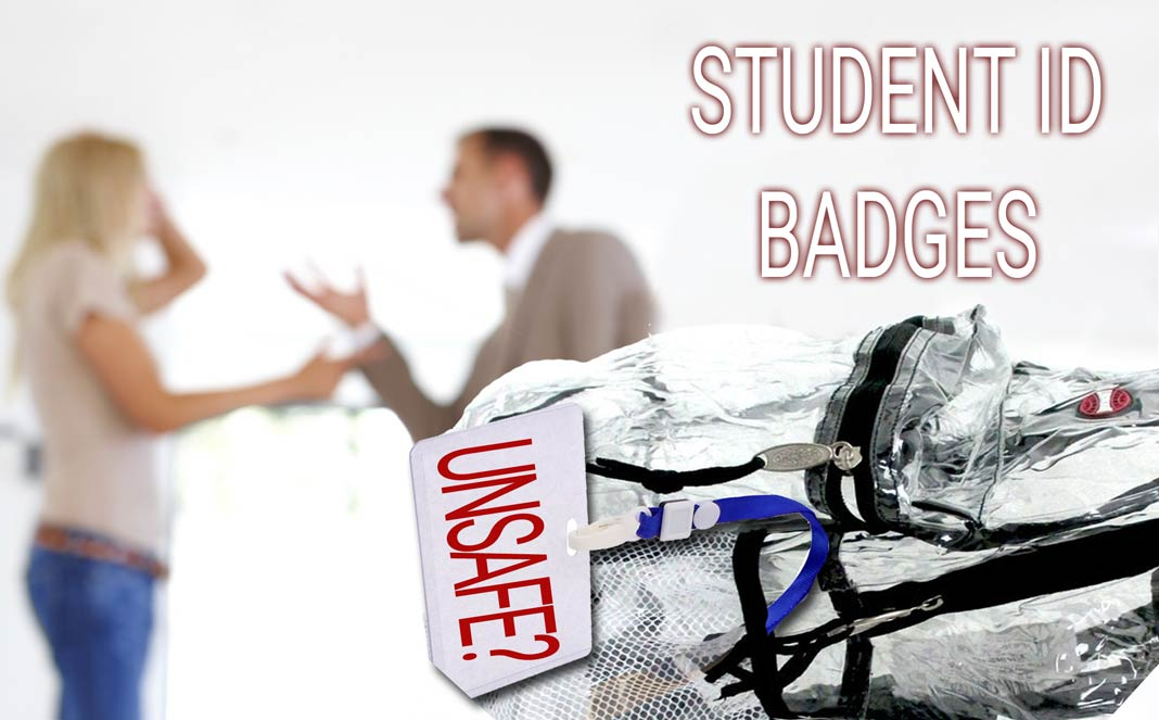 are student id badges making kids less safe