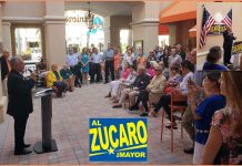 Zucaro Kick-Off Rally